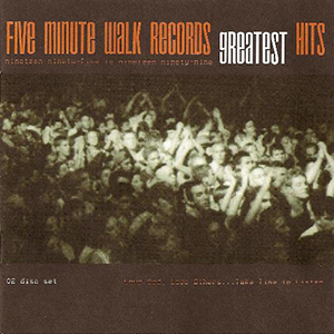 5 Minute Walk Records Greatest Hits by Black Eyed Sceva