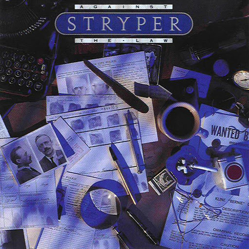 Against The Law by Stryper