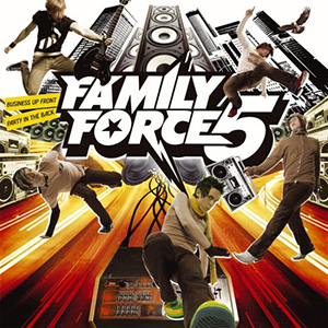 Business Up Front and Party In The Back by Family Force 5