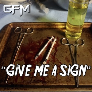 Give Me A Sign by Gold Frankincense & Myrrh