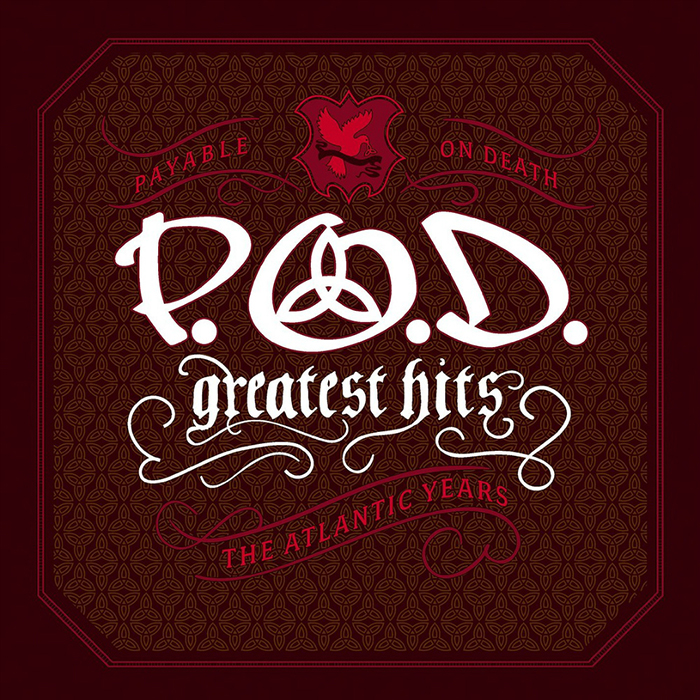 Greatest Hits - The Atlantic Years by POD