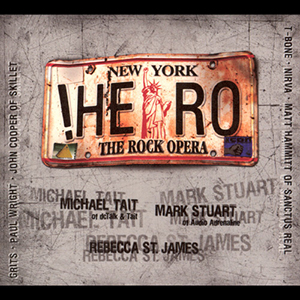 Hero - The Rock Opera by Mark Stuart
