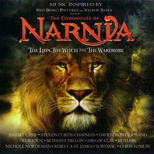 Music Inspired by the Chronicles of Narnia by Toby Mac