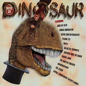Never Say Dinosaur by MxPx
