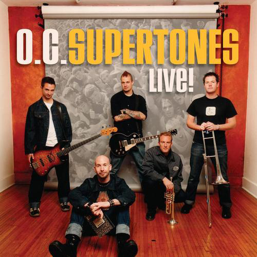 OC Supertones Live Volume 1 by Supertones