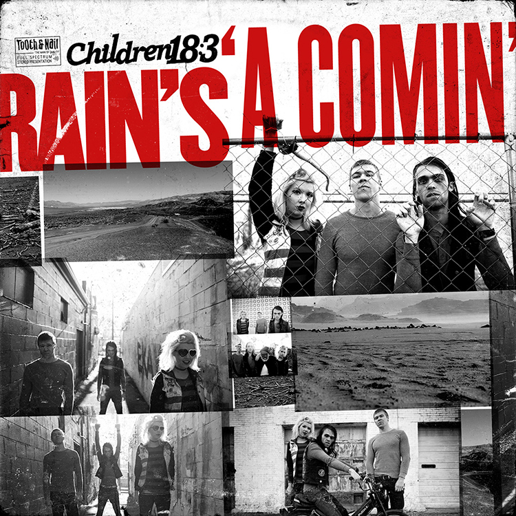 Rain's A Comin' by Children 18-3