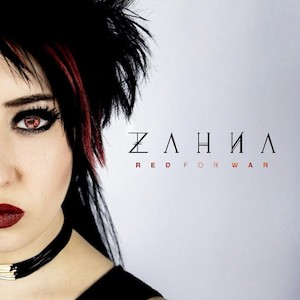 Zahna Red For War