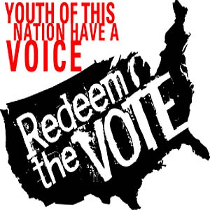 Redeem The Vote Single by Jonah33