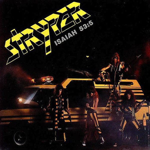 Soldiers Under Command by Stryper