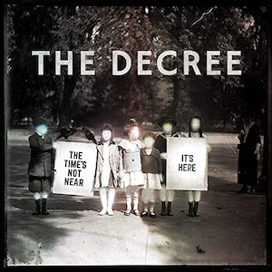 The Decree by Lacey Sturm